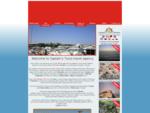 Captains Tours travel agency, cruises, excursions, tours, Faliraki, Rhodes, Greece