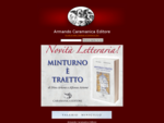 Armando Caramanica Editore | Casa Editrice | Marina di Minturno - Latina