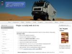 Vitajte na našej web stránke | Caravan factory