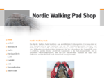 Home Nordic Walking Pads bei Carbonsohlen. de