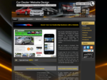 Car Dealer Website Design | Website Design for Car Dealers | Web Design for Car Dealerships