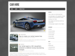 Car Hire - Your guide to Car Renting around the world. Guides and articles on car rentals