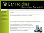 Car Holding OÜ