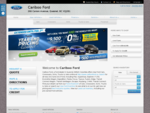 Cariboo Ford - Your Quesnel, British Columbia Ford dealer for new and used vehicle sales and servic