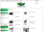 CARICOM S. r. l. - BARI - Rivenditori autorizzati KYOCERA, BROTHER, SAGEM, vendita stampanti, fax, ...