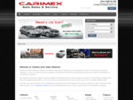 Used Cars Dealership Auto Service in Kitchener-Waterloo, Ontario | Carimex. ca
