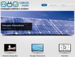 Carlos Filipe - Instalações Eléctricas Projectos, Unipessoal, Lda.
