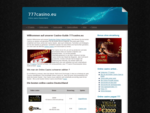 777casino. eu - Online Casino Deutschland