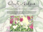 Carole Andrews - Botanical Artist - Watercolourist, Painter, Society of Botanical Artists, Flowers, ...