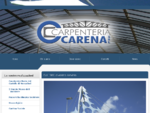 Carpenteria Carena, carpenterie metalliche, carmagnola, visual site