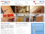 Carpintería Alpis - Carpinteria de madera y muebles a medida armarios a medida, muebles de baño a m