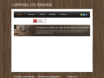 Carpinteria JOSE FERNANDEZ FERNANDEZ, S. A. VITORIA