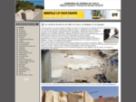 Annuaire des carrières de pierre de taille, sélection de tailleurs de pierre et de commerces de ...