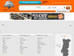 Comerciais usados - Carrinhas usadas, camiões, reboques e atrelados usados