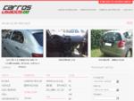 Classificado de Carros Usados, Novos e Seminovos. Anunciar Carros