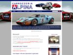 Carrozzeria Alpina Biella - Riparazioni di Carrozzeria - Dai Colore alla Tua Auto