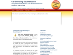 Car Servicing Southampton | Monks Auto Mechanical Services | Hampshire