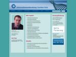 Unternehmensberatung Carsten Geis Bankverhandlungen, Unternehmensnachfolge, Existenzgründung, ...