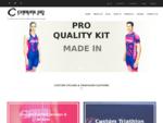 Carvalho Custom - custom cycling jerseys, tri suits, personalised club triathlon clothing
