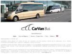 CarVan Alquiler de coches con conductor Barcelona, taxi lujo, boda
