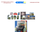 Carwash Systems from EVIM SA in Greece