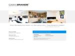 Casa Grande - Wij werken momenteel aan een nieuwe website...