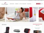 Casada WEBSHOP | Massagesessel, Massagegerät, Sportgerät online kaufen