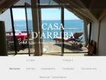 Casa D Arriba - Casa de Hóspedes na Praia da Consolação, Portugal
