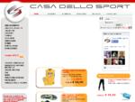 Casa dello Sport | vendita abbigliamento sportivo e articoli sportivi