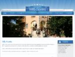 Casa di Riposo Villa Fiorita. Alloggi per Anziani in Roma Velletri e Bracciano