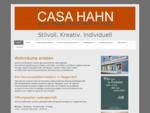 "CASA HAHN Deggendorf - CASA HAHN Raumausstattung WOHNRà""UME ERLEBEN"