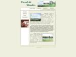 Casa de Turismo Rural en Ourense - Casal de Drados