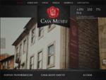 CASA MUSEU - Turismo rural - Hotel - Quintas - Hospedaria - Vouzela - Viseu