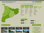 Casas rurales | Barcelona | Girona | Lleida | Tarragona