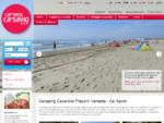 Camping Cavallino Piazzole, Bungalow, Maxi Caravan - Ca Savio