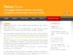 Riciclaggio e recupero cascami tessili e materie plastiche | PISTONI Snc