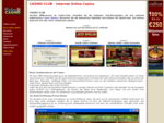 CASINO CLUB - Internet Online Casino