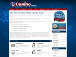 Australia's #1 Online Casino Guide 2015 - Casino.com.au