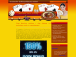 Das Kasino online - die Weise zu erholen und zu verdienen!
