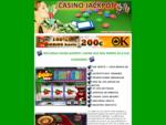 Casino Jackpot, Casino Online Español, Juegos de Casino, Apuestas Online