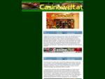 Die Welt der Online Casinos - Top Gewinne und hohe Gewinnchancen warten auf Sie