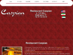Restaurant Caspian | Persisches Restaurant in Wien