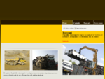 Trasporti di materiai inerti e di demolizioni - Parma - Castaldini Autotrasporti