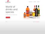Spoločnosť CASTE vyrába energetické nápoje, ovocné víno a pivo. Realizuje činnosti ako výroba neal
