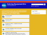 Catering Equipment Product Guide Directory