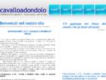 Cavallo a dondolo home page