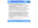 Homepage Organische Chemie Kompakt CDCH