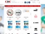 CDC Teamsport Mannheim - Teamsportartikel, Trikots, Trainingsanzüge, Fussballschuhe, Präsentatio