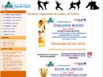 Comite départemental de karaté et disciplines associées du Pas-de-Calais