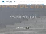 CDMF - Cabinet d039;avocats à Grenoble - Affaires publiques, Entreprises et particuliers | CDMF